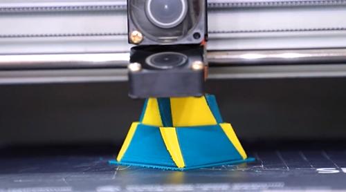 Sindoh '3DWOX 2X' - Cómo imprimir utilizando boquillas duales.