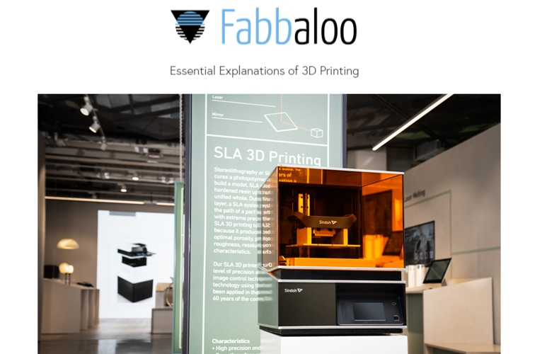 Sindoh's 3D Printing Plans by General Fabb from Fabbaloo.com (2018-12-5)