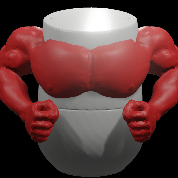 Google Home Muscles4