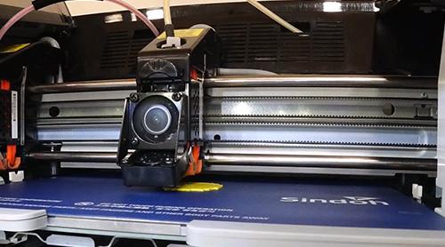 Sindoh 3DWOX 2X - Cómo imprimir con dos colores.
