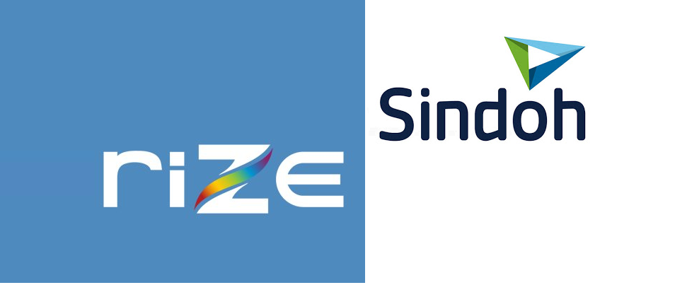 RIZE and Sindoh Co., Ltd. Announce Strategic Partnership to Expand New Opportunities for Safe, Sustainable 3D Printing​.  (Feb. 10, 2020)