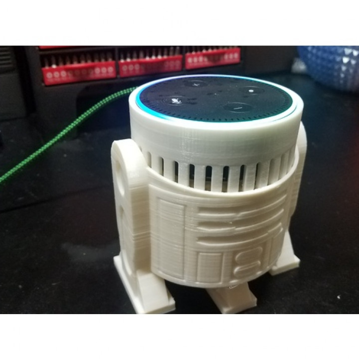 R2D2 Echo Dot Gen 2