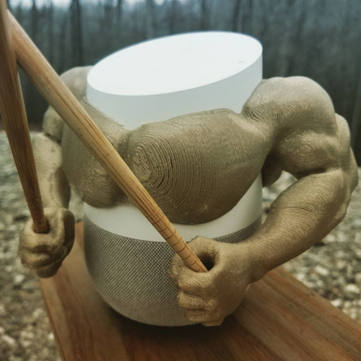 Google Home Muscles1